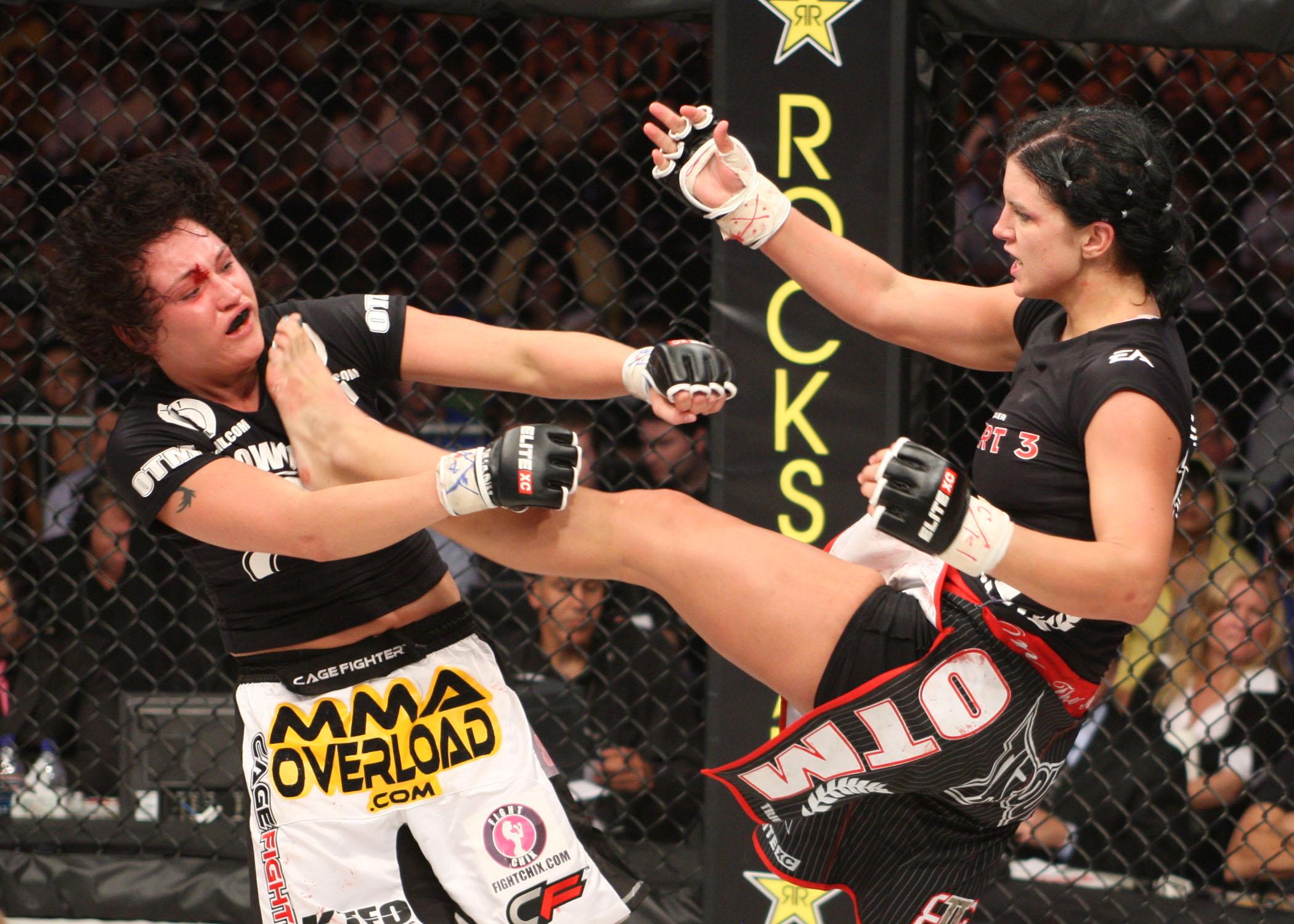 Gina Carano mixed martial arts Gina Carano mixed martial arts new images