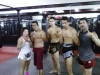 """seminar with training partners - these guys really helped me become who I am today"""