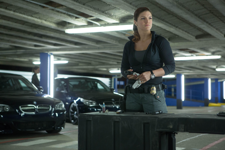 """Gina Carano –  Michelle vs 6 """"Riley"""" preview Fast clips"""