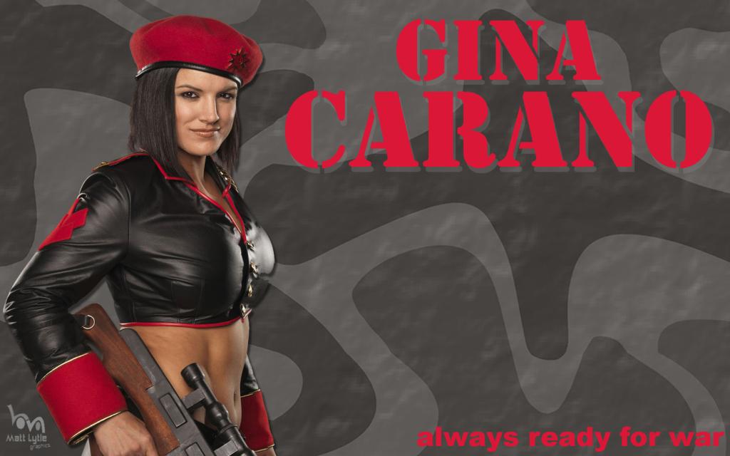gina carano gq wallpaper - photo #2